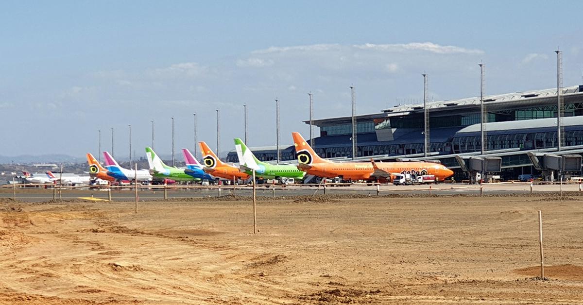 King Shaka International Airport Case Study
