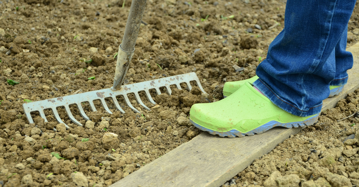 Heavy Lifting: Let us arrange landscaping services for you